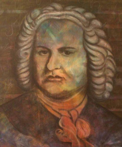 Maler Dr. Jürgen Haupt - BACH